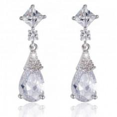 Cercei Borealy Royal Drop Crystal