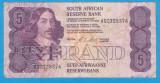 (1) BANCNOTA AFRICA DE SUD - 5 RAND