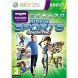 Kinect Sports Season Two - XBOX 360 [Second hand], Board games, 16+, Multiplayer