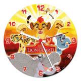 Puzzle Ceas - Lion Guard, 96 piese, Clementoni