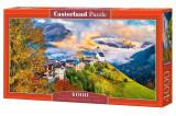 Puzzle Santa Lucia - Italia, 4000 piese, castorland