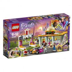LEGO Friends, Restaurant Circuitului 41349
