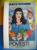 HOPCT FRATII GRIMM - POVESTI ALESE-EDITURA VENUS  1990 -674 PAG