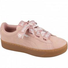 Pantofi sport femei cu platforma Puma Vikky Platform #1000003709565 - Marime: 36