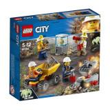 LEGO City, Echipa de minerit 60184