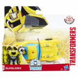 Transformers Robots in Disguise, Figurina One Step Changer - Bumblebee
