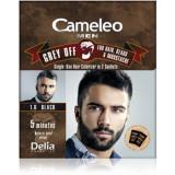 Delia Cosmetics Cameleo Men culoare de unică folosință, pentru acoperirea imediată a părului cărunt, Delia Cosmetics