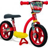 Bicicleta echilibru Cars 3, fara pedale, Smoby