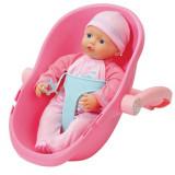 My little Baby Born - Set scoica si bebelus, 32 cm