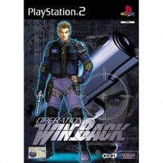 Operation Winback -  PS2 [Second hand], Shooting, 12+, Multiplayer