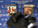 Consola Sony PS2 Doua Joystick-uri Fifa 2015 Factura & Garantie