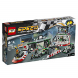 Lego Speed Champions, Mercedes Amg Petronas Formula One Team 75883
