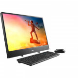 Sistem Desktop Dell Inspiron 3477, Intel HD Graphics 620, RAM 8GB, HDD 1TB + SSD 128GB, Intel Core i5-7200U, 23.8inch Touch, Linux