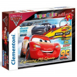 Puzzle maxi Cars 3, 24 piese, Clementoni