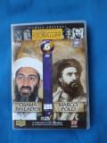 DVD ISTORIA LUMII /BIN LADEN SI MARCO POLO-6, Romana