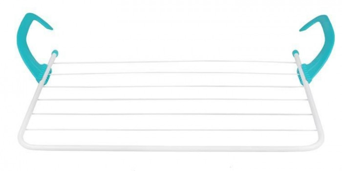 Uscator de Haine pentru Calorifer, Pervaz, Capacitate 10kg, Dimensiuni 68x56cm foto mare