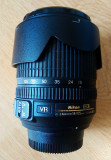 Obiectiv Nikon AF-S 18-105 mm 3.5-5.6G ED VR DX (folosit, autofocus defect!), Stabilizare de imagine