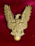 Insigna regalista aviatie- PILOT model 1915, Ferdinand I