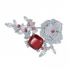 Brosa Borealy Rosa Red Passion