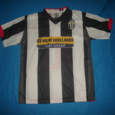 TRICOU DE FOTBAL DE COPII JUVENTUS DEL PIERO MARIMEA S, Din imagine, De club