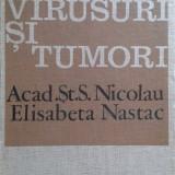 ACAD. ST. S. NICOLAU, ELISABETA NASTAC: VIRUSURI SI TUMORI