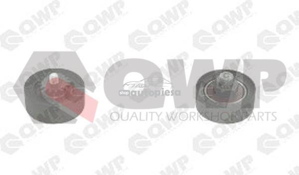 Rola intinzator,curea transmisie PEUGEOT 206 SW (2E/K) (2002 - 2016) QWP WBT179