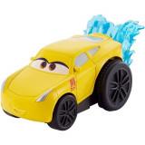 Cars 3 - Masinuta Bath Splashers Jackson Storm, Mattel