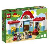 LEGO DUPLO, Grajdul poneilor 10868