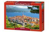 Puzzle Korcula, Croatia, 3000 piese, castorland