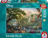 Puzzle Disney Cartea Junglei, 1000 piese, Schmidt