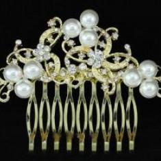Agrafa Borealy Pearls