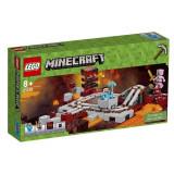 LEGO Minecraft, Calea ferata Nether 21130