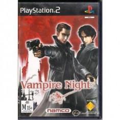 Vampire Night  - PS2 [Second hand], Actiune, 12+, Multiplayer