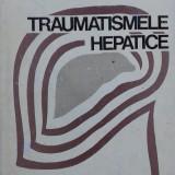 PAUL BLIDARU: TRAUMATISMELE HEPATICE