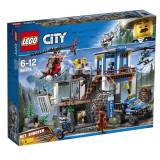 LEGO City, Cartierul general al politiei montane 60174