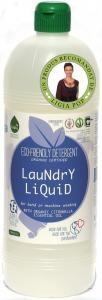 Detergent ecologic lichid pentru rufe albe si colorate 1 l foto mare