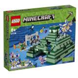 LEGO Minecraft, Monumentul din ocean 21136