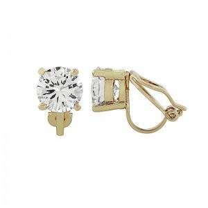 Cercei CLIPS Borealy Diamonds One Gold