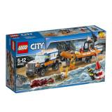 LEGO City, Unitatea de interventie 4 x 4 60165