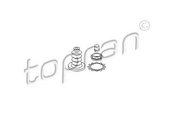 Set reparatie, cilindru receptor ambreiaj VW VENTO (1H2) (1991 - 1998) TOPRAN 108 989 foto mare