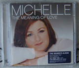 Michelle McManus - The Meaning of Love, CD
