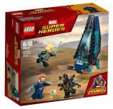 LEGO Super Heroes, Atacul transportorului de trupe Outrider 76101