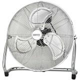 Ventilator Metalic de Podea cu Unghi Reglabil, 3 Trepte Viteza, Diametru 45cm, Putere 200W