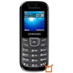 Samsung Keystone 2 Dual SIM GT-E1207Y Negru, Neblocat, NU