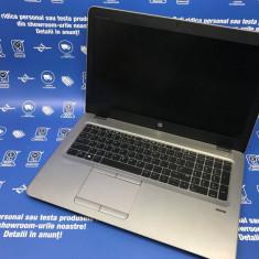 HP EliteBook 850 G3 Intel i5 6300u , SSD 256GB , Garantie 12 Luni, Intel Core i5, 8 Gb, 256 GB