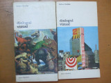 Dialogul vizual N. Knobler 2 volume Sibiu 1983