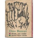 Barnabo, Omul Muntilor. Secretul Padurii Batrane - Dino Buzzati