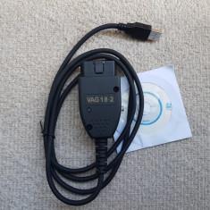 VAG COM VCDS 18.2  HEX VAG COM  - limba Engleza, merge cu internet pornit !
