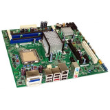 Placa de baza INTEL DQ45CB, LGA775, 4 x DDR2, FSB 1333MHz, Retea, Audio, Video,...