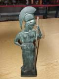 Soldat roman din bronz